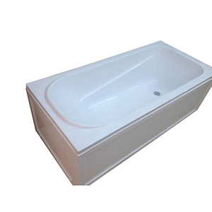 Acrylic Bathtub For Adult With Seat AZB-BF-1112